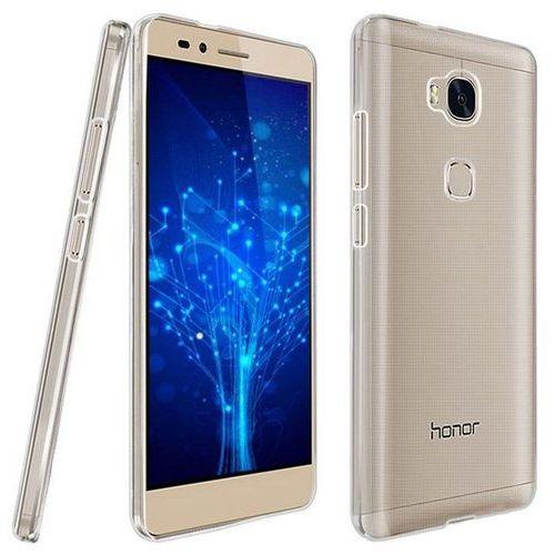 Ultra Slim | Huawei Honor 5X | Super cienkie etui przezroczyste