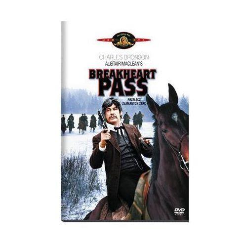 Przełęcz złamanych serc (DVD) - Tom Gries (5903570113352)