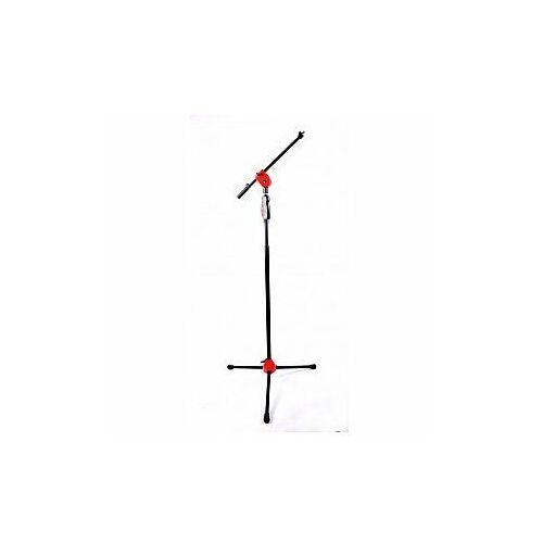 Ibiza sound Statyw mikrofonowy ibiza sm006re czerwony
