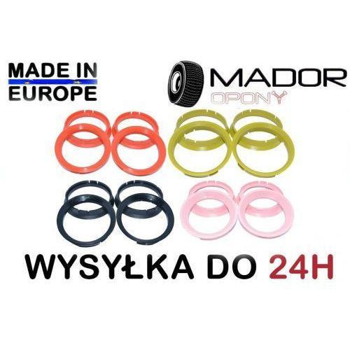PIERŚCIENIE CENTRUJĄCE BMW E30 E36 E39 E46 E90 E91 E92 F20 F21 F30 F31 F10 F11 F06, A115-3467D