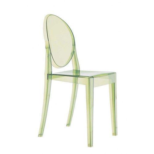 Kartell Krzesło victoria ghost zielone (8034105780286)