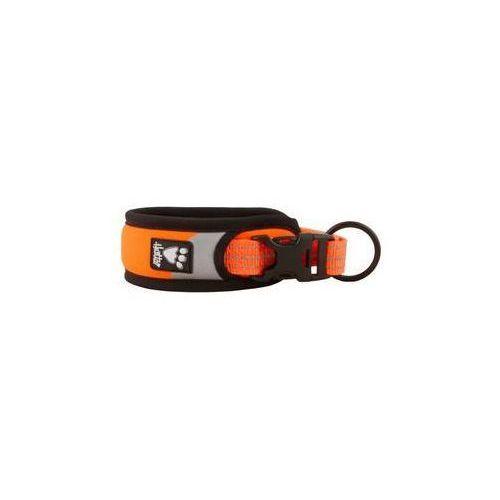 Obroża lifeguard dazzle 25-35cm pomarańczowy marki Hurtta