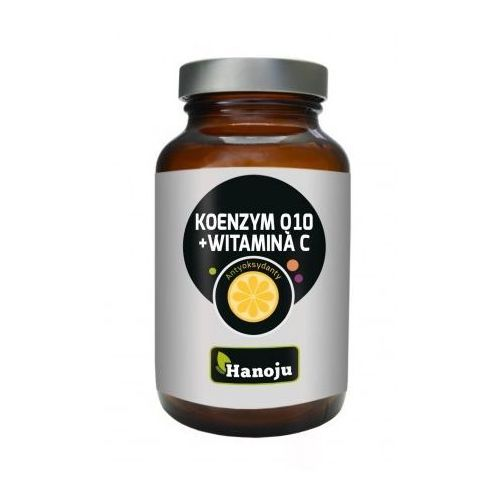 Koenzym Q10 30 mg + Witamina C 500 mg (90 kaps.) (Pozostałe leki chorób serca i układu krążenia)