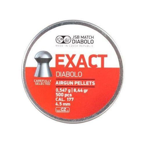 śrut 4,52 mm JSB EXACT 500 szt. (EX452)