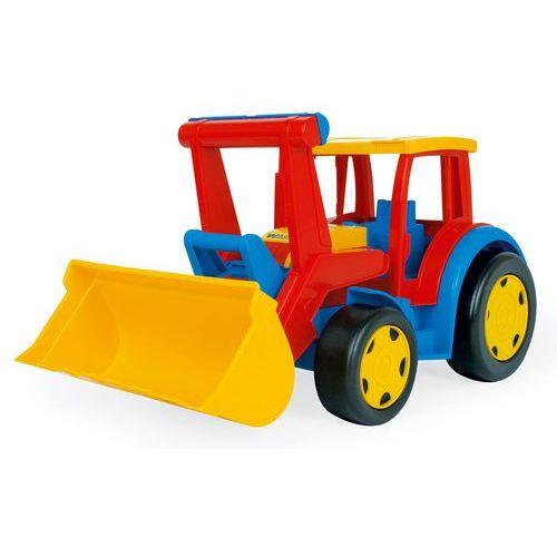 Gigant Truck Traktor Spychacz - WADER 66000 - #A1, CentralaZ1745
