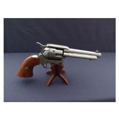 Replika rewolweru peacemaker na stojaku  model 1106g+800 marki Denix
