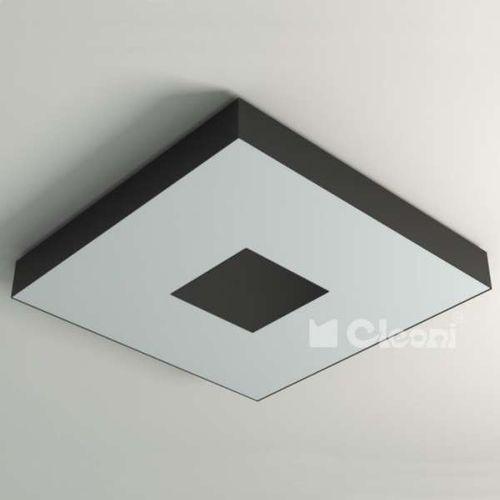 Plafon LAMPA sufitowa VANDURA 1139P1+kolor Cleoni natynkowa OPRAWA kwadratowa (1000000412239)