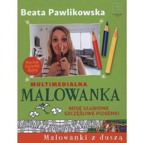 Malowanka moje ulubione szczęśliwe piosenki - Dostawa 0 zł, Edipresse Polska