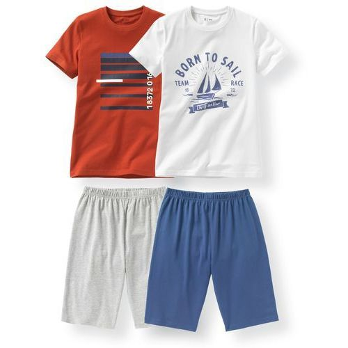 Bawełniana piżama 10-16 lat (komplet 2 szt.) marki R édition