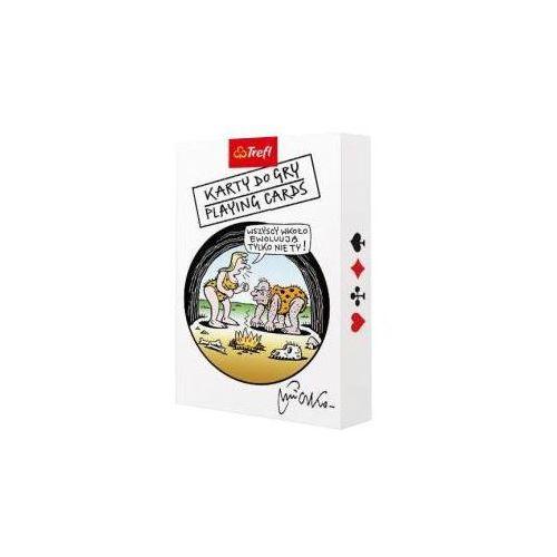 Trefl Karty - mleczko 14907 55 listków