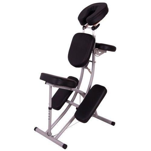 Insportline Krzesło do masażu relaxxy aluminium (8595153694135)