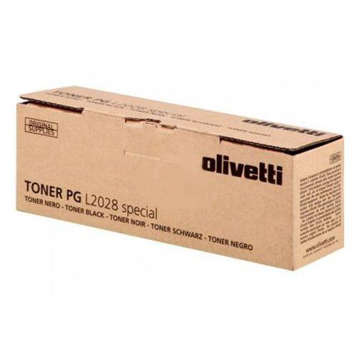 Toner b0740 black do kopiarek (oryginalny) marki Olivetti