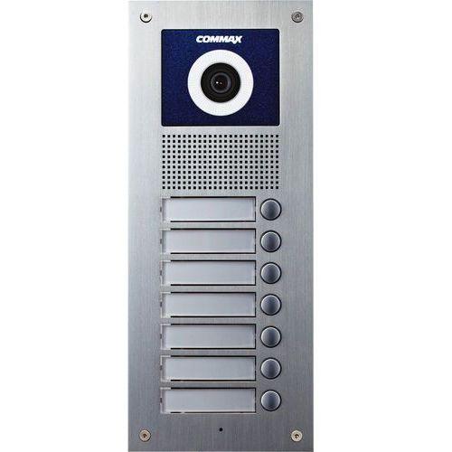 Kamera 7-abonentowa z regulacją optyki i czytnikiem RFID Commax DRC-7UC/RFID