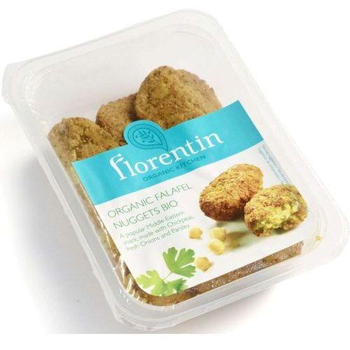 Falafle z ciecierzycy z cebulą i pietruszką bezglutenowe bio 285 g - florentin marki Florentin (humusy, falafel, pita, pasty bio)