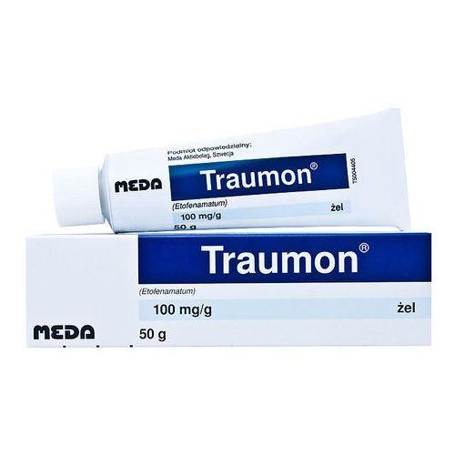 Traumon żel 0,1 g/g 50 g - sprawdź w wybranym sklepie