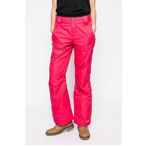 - spodnie snowboardowe bugaboo oh marki Columbia
