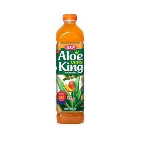 OKF 1,5l Aloe Vera King napój aloesowy o smaku mango
