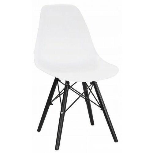 Krzesło milano białe marki Krzeslaihokery