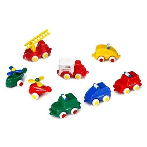 Pojazdy konstrukcyjne i ratunkowe mini chubbies