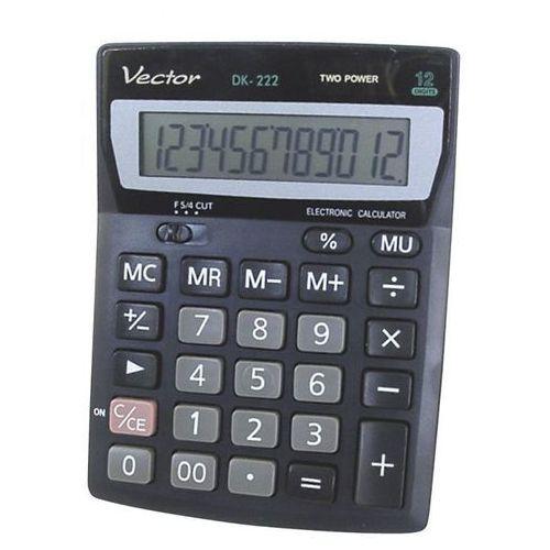 Kalkulator Vector DK-222. Najniższe ceny, najlepsze promocje w sklepach, opinie.