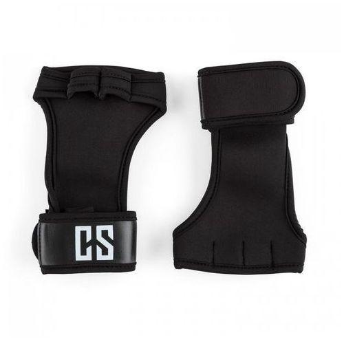 palm pro rękawiczki do podnoszenia ciężarów wielkość s czarne marki Capital sports