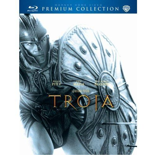Troja (bd) premium collection
