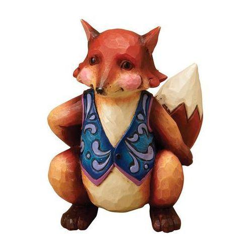 Jim shore Lis mini lisek mini fox 4021449 figurka ozdoba świąteczna szopka