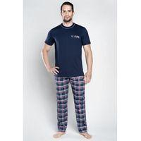 alvaro kr.r. dł.sp. piżama męska marki Italian fashion