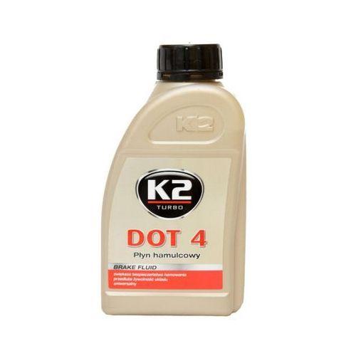 K2 dot4 syntetyczny płyn hamulcowy 500ml