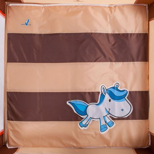 Caretero Kojec quadra - brown (5902021521067)