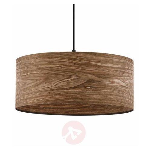 Eglo cannafesca 98548 lampa wisząca zwis oprawa 3x20w e27 brązowo/czarna (9002759985486)