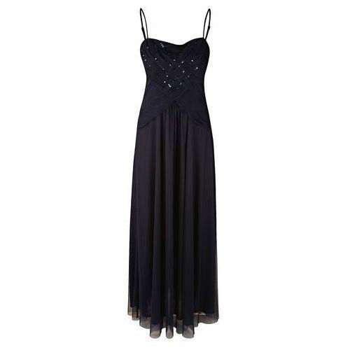 Sukienka bonprix czarny, kolor czarny