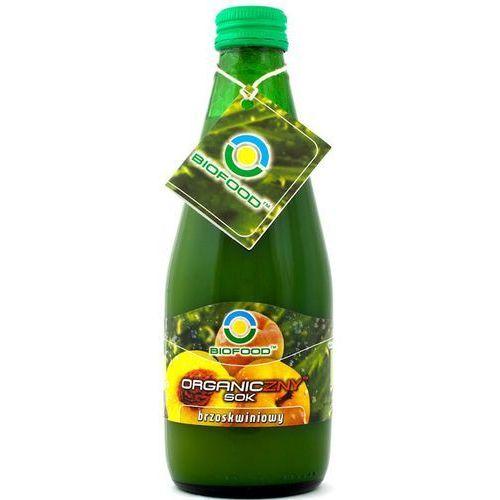 Sok brzoskwiniowy 300 ml z kategorii Napoje, wody, soki