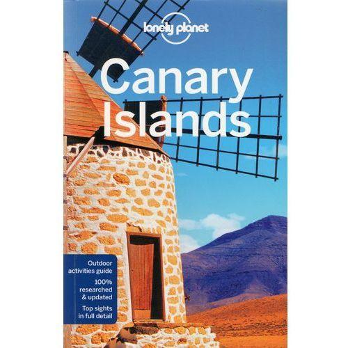 Lonely Planet Canary Islands, pozycja wydawnicza