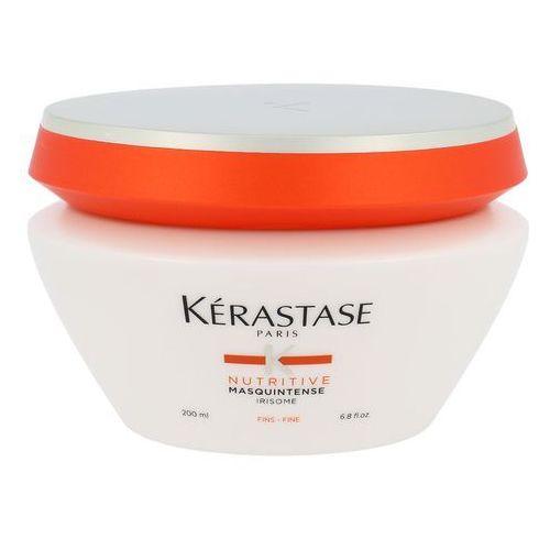 Kerastase masquintense 3, maska ułatwiająca rozczesywanie cienkie włosy 200ml (3474636382705)
