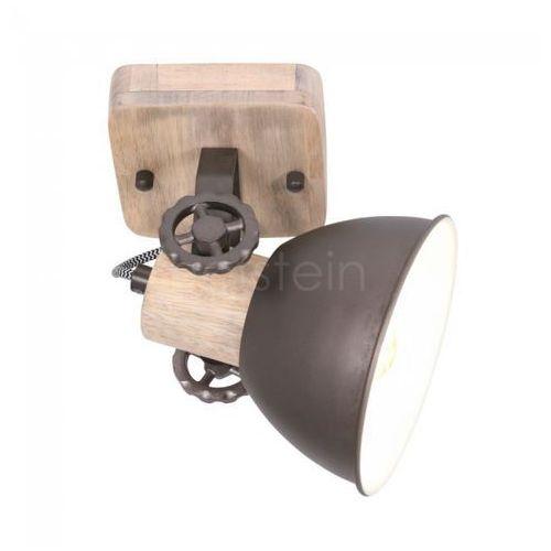 Steinhauer Gearwood Lampa Sufitowa Jasne drewno, 1-punktowy - - Obszar wewnętrzny - Gearwood - Czas dostawy: od 3-6 dni roboczych