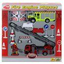 Dickie, zestaw samochodów Straży pożarnej, kup u jednego z partnerów
