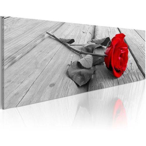 Artgeist Obraz - karminowa róża