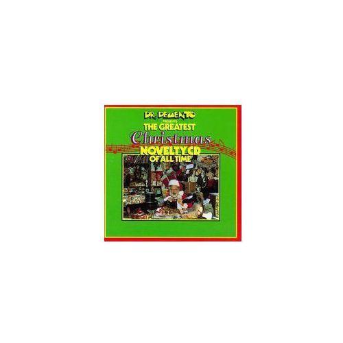 Rhino Dr demento greatest christmas novelty cd / różni wykonawcy (0081227575526)
