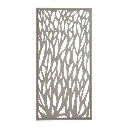 Blooma Moduł dekoracyjny neva aluminiowy 88 x 179 cm taupe (3663602760009)