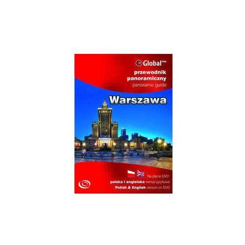 Przewodnik Panoramiczny Warszawa (Płyta DVD)