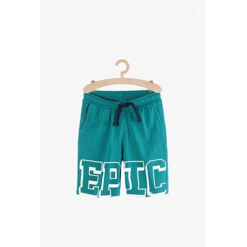 """Szorty chłopięce morskie """"Epic"""" 2N3811, kolor zielony"""