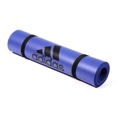 - admt-12234pl - mata fitness - fioletowy marki Adidas