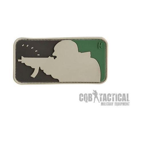 Naszywka Maxpedition Major League Shooter Patch 3 x 1,6 Arid, MLSHA
