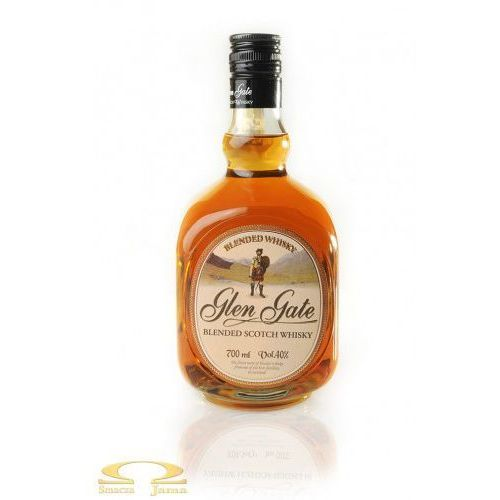 Whisky Glen Gate Blended Scotch Whisky 40% 0,7l (5901617005578)