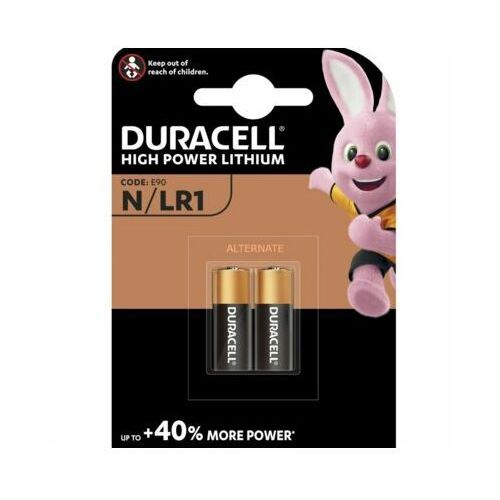 Baterie N LR1 DURACELL (2 szt.), N/LR1