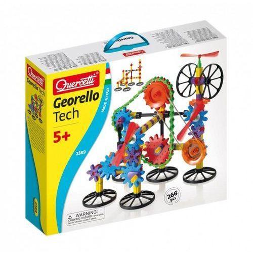 Quercetti Georelo 3D Technic Konstruktor (8007905023891)