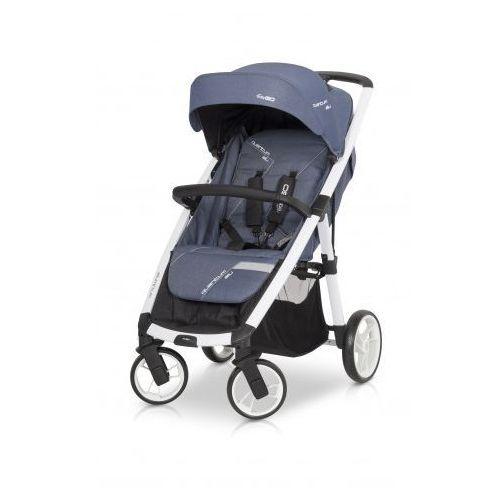 Easy-Go Quantum wózek dziecięcy spacerówka Denim Nowość - produkt z kategorii- Wózki spacerowe