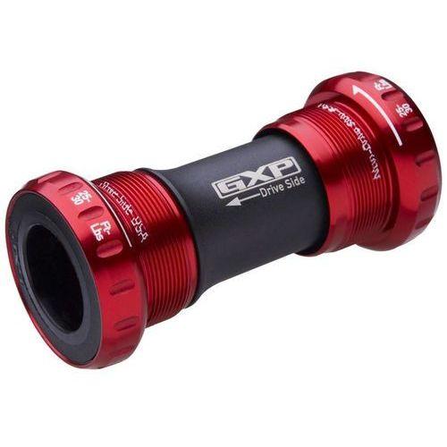 gxp bsa suport rowerowy 73/68mm czerwony 2018 suporty isis i octalink marki Truvativ
