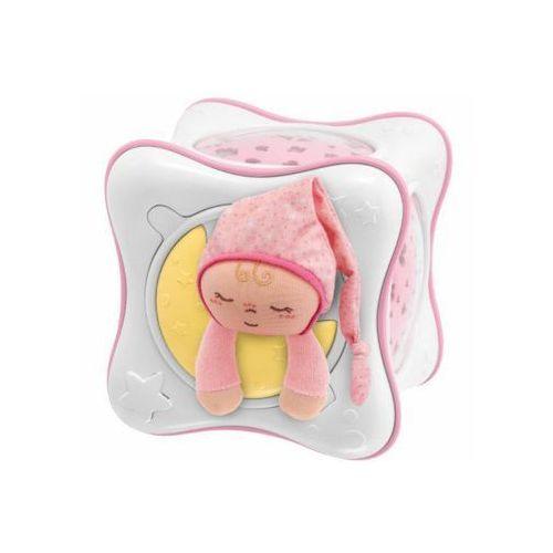 Chicco tęczowa kostka różowa